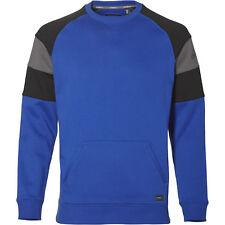 O'Neill Sweatpullover Sweater Block Crew Sweatshirt blau Unifarben