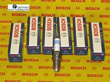 BMW 6 Piece Spark Plug Set - BOSCH - 0242236562, FGR7DQP+, +48, 4417 - NEW OEM