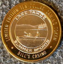 Silver Strike Bill's Casino Summer Spotrs Canoe