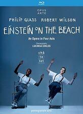 PHILIP GLASS/ROBERT WILSON Einstein on the Beach 2xBLURAY NEW .cp