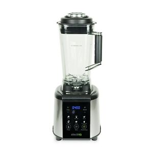 electriQ 1250W Multi Functional Blender - Smoothie and Soup Maker with Digital C