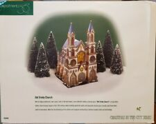 Dept. 56 Christmas in the City (Cic) Old Trinity Church
