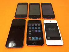 Lot Of 6 Ap 00004000 Ple Iphone Iphones 4 5 Ipod Touch A1387 A1349 A1533 A1288 A1367 As Is