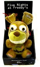 "Five Nights at Freddy's 10"" Nightmare Bonnie Rabbit Plush-FNF Bonnie Plush-New!"