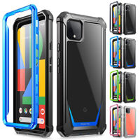 Poetic Shockproof Case For For Google Pixel 4 XL,3,3 XL Cover w/Screen Protector