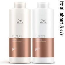 Wella Professional Fusion Intense Repair 1lt Duo Pack Shampoo Conditioner
