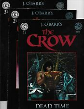 The Crow: Dead Time #1-3 **Sequel to 1st Series Complete Set**