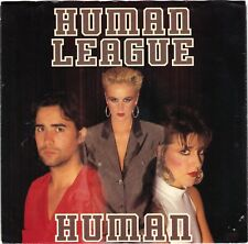 HUMAN LEAGUE  (Human)  A&M 2861 + Picture sleeve