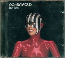 Oakenfold - Bunkka (Nelly Furtado/Tricky/Torrini) Cd
