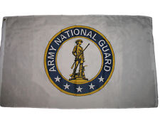 3x5 3'x5' Wholesale Set (2 Pack) Army National Guard Emblem Crest Flag Banner