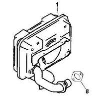muffler kit KOHLER 12-068-55 12-041-03-s select CV460S CV490S CV492S toro