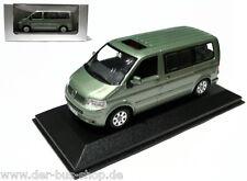 VW Bus T5 - Modell 1:43 - Multivan - Grün-Metallic - NEU & OVP