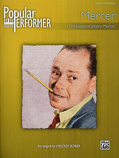 The Songs Of Johnny Mercer Learn to Play Skylark Glow Worm Piano Music Book
