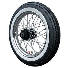 """Banda Blanca Para Neumatico De Motocicleta 18"""" Port-O-Wall White Tire Wall"""