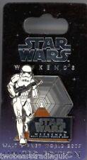 WDW Star Wars Weekends 2007 - Storm Trooper Pin