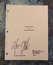 GFA The Usual Suspects * KEVIN POLLAK * Signed Autographed Movie Script AD2 COA