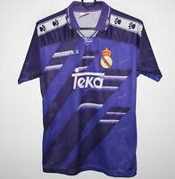Vintage Real Madrid Spain away shirt 94/96 Kelme KIDS 12 Years