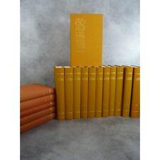 Cingria Charles Albert Oeuvres complètes Correspondance générale Index 17 volume