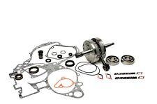 Suzuki RM125, 2004-2010 Wiseco Crankshaft, Gaskets, Crank Bearings - RM 125