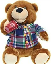 Nika Toys Red Solo Cup Bear Dancing And Singing