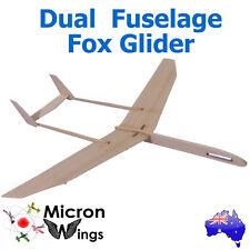 Dual Fuselage Fox Glider