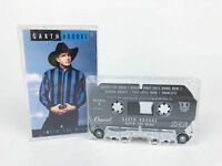 Garth Brooks Ropin' The Wind 1991 Capitol Records Cassette C4-96330