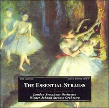 Essential 2000 by Strauss, Johann II [Junior]; Strauss, Johann II and Josef; Phi
