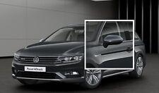 Original VW Passat B8 (3G) Alu matt Sport Spiegelkappen Tuning Kappen Blende OEM
