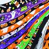 1Yard Halloween Grosgrain Ribbon DIY Spider Cobwed Pumpkin Printed Webbing Decor