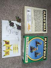 3 hombre o guerra caos nurgle plaguecrushers Pintado (cuadros) Games Workshop fuera de imprenta