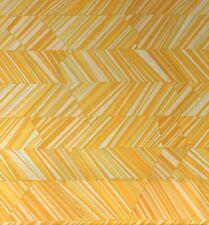 Vintage Boris Kroll Textiles Geometric Fabric / Mid Century Modern girard knoll