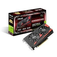 ASUS Expedition GeForce GTX 1050 Ti 4GB OC