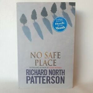 No Safe Place by Richard North Patterson (Paperback, 1998)