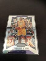 Panini Prizm Silver Shaquille Oneal Base Silver 19–20 Lakers