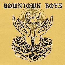 DOWNTOWN BOYS - COST OF LIVING   CD NEU