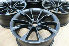Original Felgen 8,5x18zoll et29 in schwarz matt für Audi A5 8T / RS5 8T0601025BB