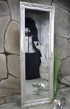 Wandspiegel Spiegel barock antik 140 x 50 cm Facette 120 x 60 cm Badspiegel