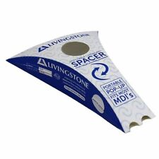 ASTHMA SPACERS 25 PER BOX DISPOSABLE DUAL VALVE HOLDING CHAMBER