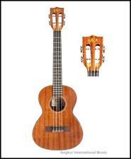 Kala KA-SMHT Solid Mahogany Top Back and Sides Tenor Ukulele Aquila Strings