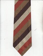 Fendi-[If New $350]-Authentic-100% Silk Tie-Made In Italy-Fe 42- Men's Tie