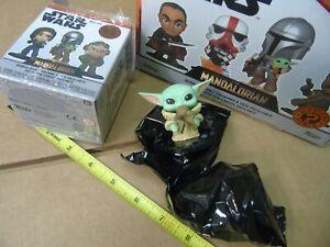 Funko Pop Mystery Minis The Mandalorian The Child Baby Yoda 1/6 Action Figure