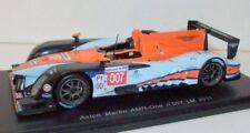 Coches deportivos y turismos de automodelismo y aeromodelismo resina Aston Martin escala 1:43