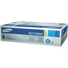 ORIGINALE Samsung toner ciano clp510d2c CLP 510 510n 510ng 510r 511g 515 a-Ware