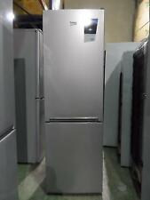 Beko CSG1571S 55cm a + Fridge Freezer in Silver