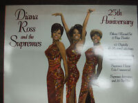 DIANA ROSS AND THE SUPREMES 25TH ANNIVERSARY 33RPM EX 111615 TLJ