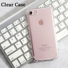 For i Phone SE 2nd 2020 7 8 Ultra Slim Shockproof Bumper Protective Case Cover