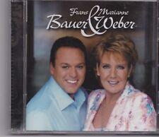 Frans Bauer&Marianne Weber-CD album