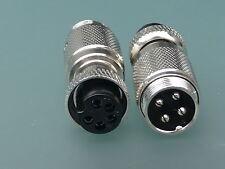Adattatore Crossover MIC - 4 PIN Uniden - > 5 PIN Presidente Lincoln Mk.1 2830 2950