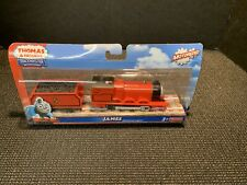 Thomas & Friends Train Trackmaster JAMES Motorized Engine New In Box