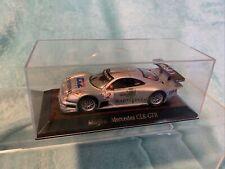 Mercedes CLK-GTR 1:43 Warsteiner #2 Maisto W/Case NO BOX